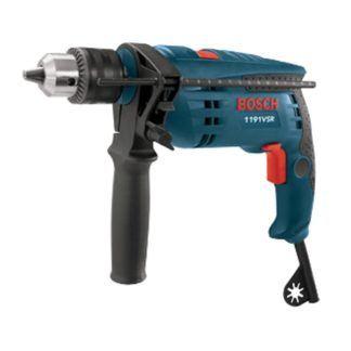 Bosch 1191VSRK Single Speed Hammer Drill