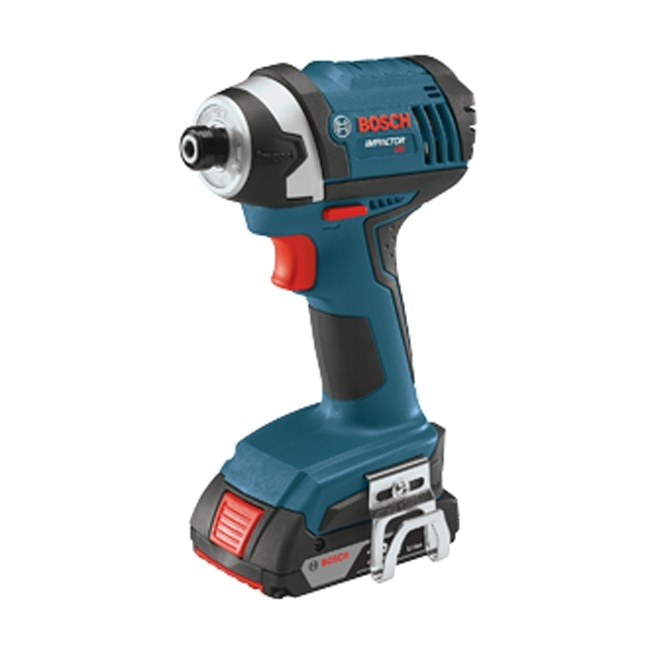 bosch ids181 02 18v hex impact driver bc fasteners tools. Black Bedroom Furniture Sets. Home Design Ideas