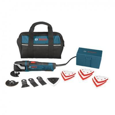 Bosch MX30EC-21 Multi-X Oscillating Tool Kit