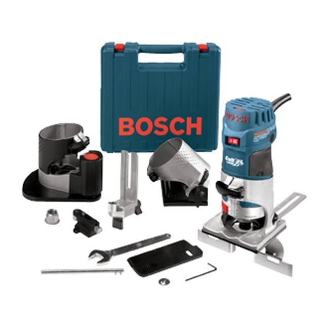 Bosch PR20EVSNK Palm Router Laminate Installer Kit