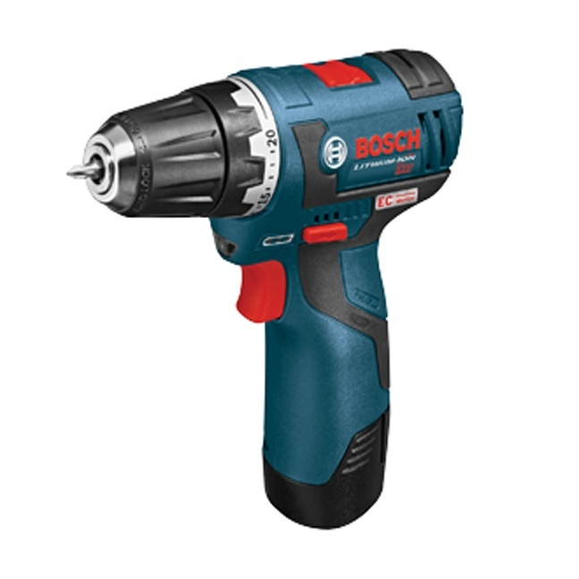Bosch Ps32 02 12v Max Ec Brushless 3 8 Drill Driver Kit