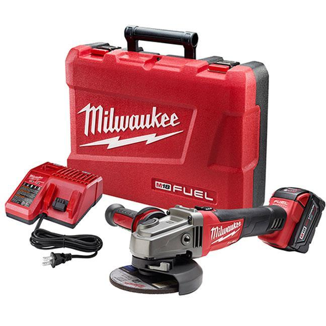 Milwaukee 2781-21 M18 FUEL Grinder Slide Switch Lock-On Kit