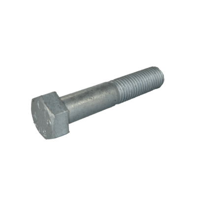 Cap Screw Galvanized 1/4""