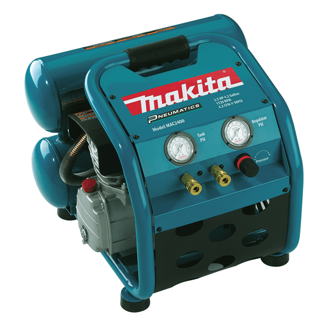 makita 2 5hp air compressor mac2400