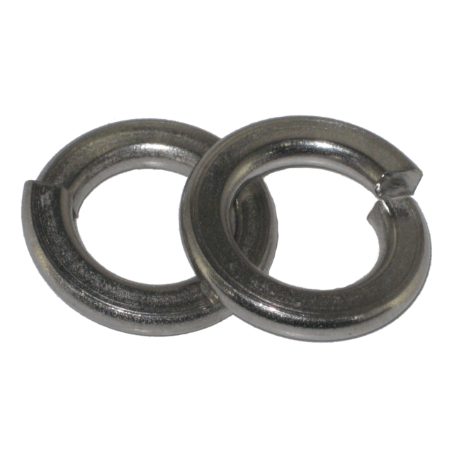 Split Lock Washer Stainless Steel