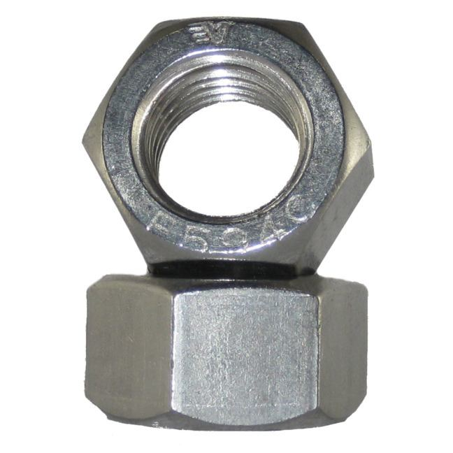 Hex Nuts 304 Stainless Steel NC
