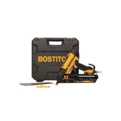 Bostitch DA1564K 15 Gauge Angled Finish Nailer Kit