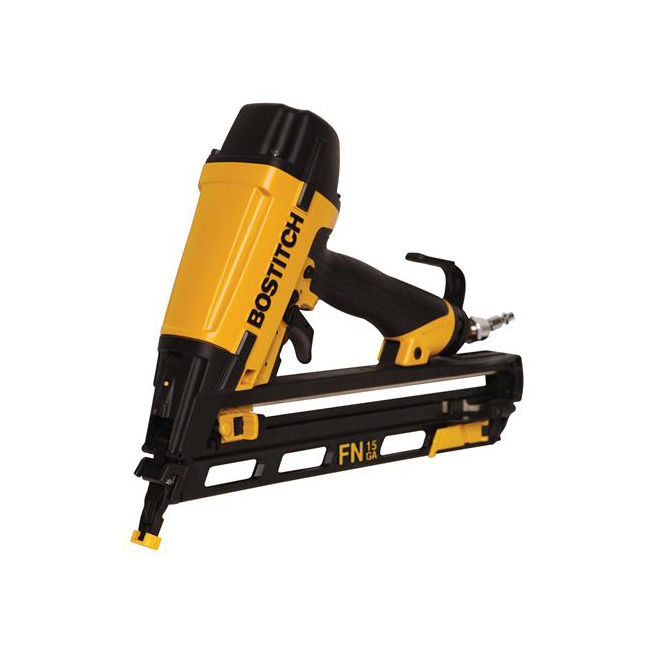Bostitch N62FNK-2 15 Gauge Angled Finish Nailer Kit
