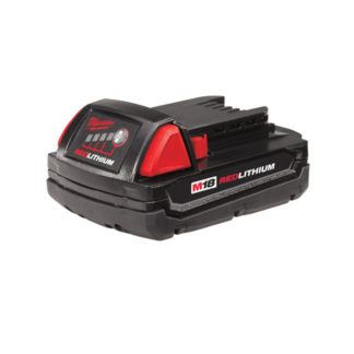 Milwaukee 48-11-1815 M18 Compact 1.5 Ah Battery