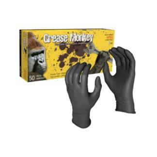 Watson Gloves Grease Monkey 5555PF -8 mil Nitrile