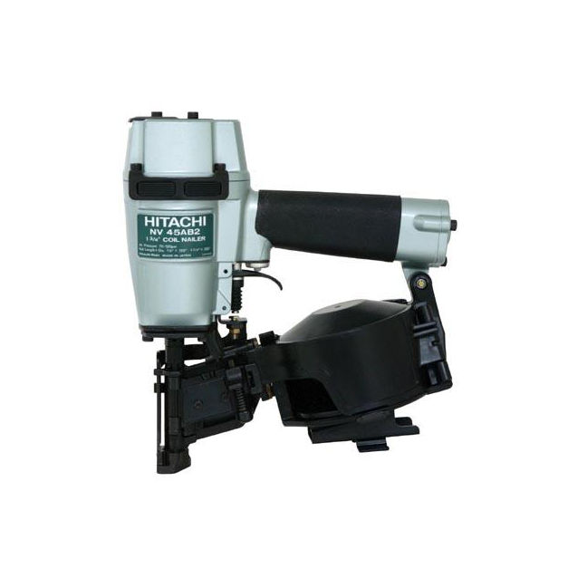 Hitachi Nv45ab2 1 3 4 Quot Coil Roofing Nailer Bc Fasteners