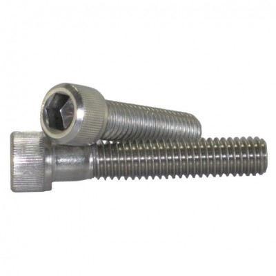 "5/16"" -18 Allen Head Socket Cap Screw Stainless Steel"