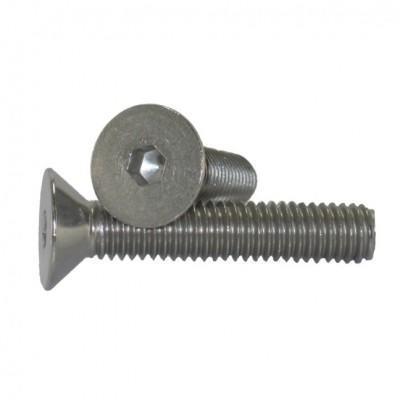 Flat Head Socket Screws Flat Head Socket Cap Screw