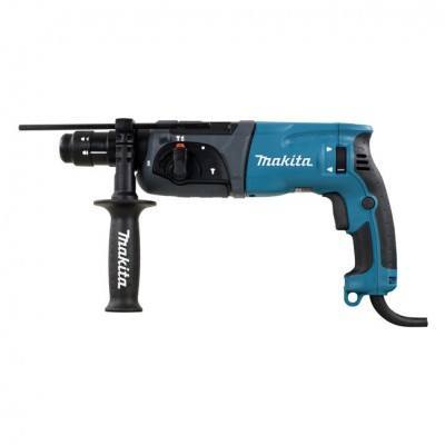 "Makita HR2470FT 15/16"" Rotary Hammer Drill"