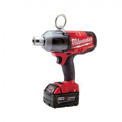 "Milwaukee 2765-22 7/16"" Hex Impact Wrench Kit"