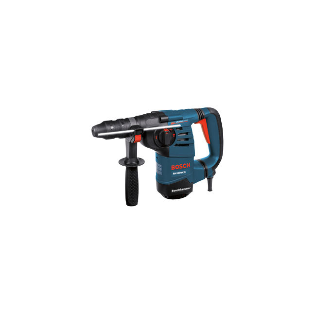 bosch rh328vcq 1 1 8 sds plus rotary hammer drill. Black Bedroom Furniture Sets. Home Design Ideas