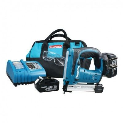 Makita BST221X 18V Cordless Stapler Kit