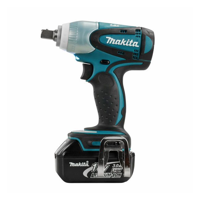 "Makita DTW251RFE 18v Cordless 1/2"" Impact Wrench Kit"