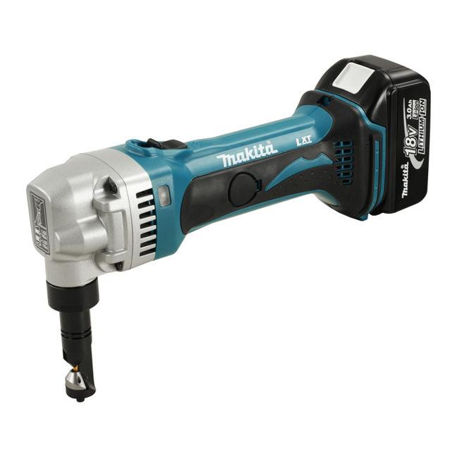 Makita Lxnj01 18v Cordless Nibbler 16g Bc Fasteners Amp Tools