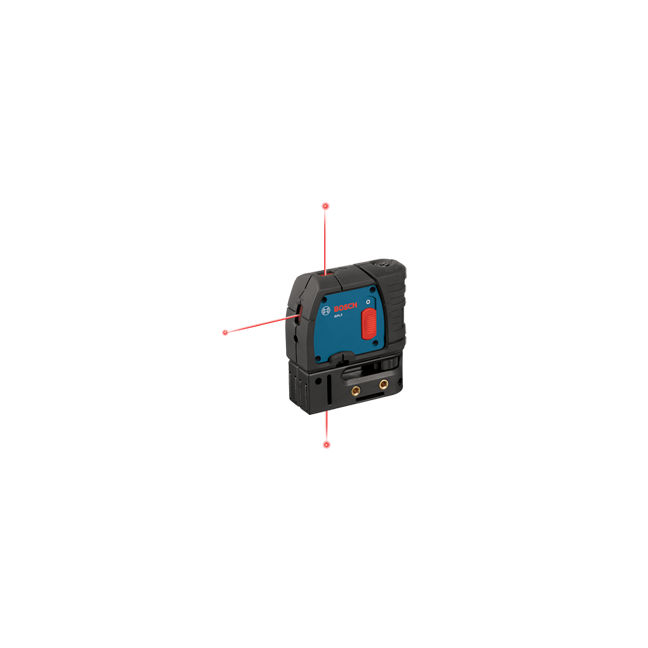 Bosch GPL3 3-Point Self Leveling Alignment Laser