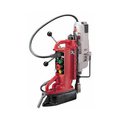 """Milwaukee 4209-1 Drill 1-1/4"""" Electromagnetic Press"""