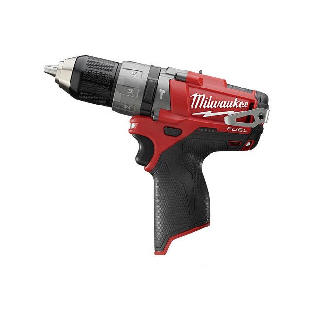 "Milwaukee 2404-20 M12 Fuel 1/2"" Hammer Drill/Driver"