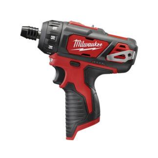 "Milwaukee 2406-20 M12 1/4"" Hex Screwdriver"