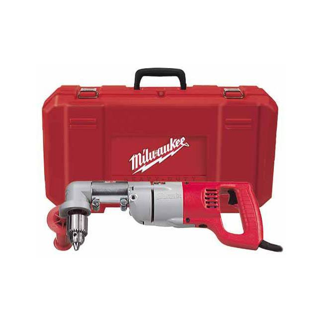 Milwaukee 3002-1 D-Handle Right Angle Drill Kit