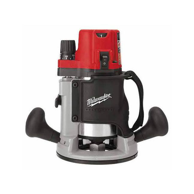 Milwaukee 5616-20 Max HP EVS BodyGrip Router