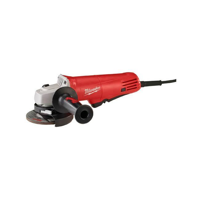 Milwaukee 4 1 2 Grinder ~ Milwaukee quot angle grinder bc fasteners tools