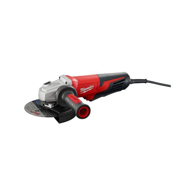 Milwaukee 6161-30 Angle Grinder - Paddle Switch, Lock On