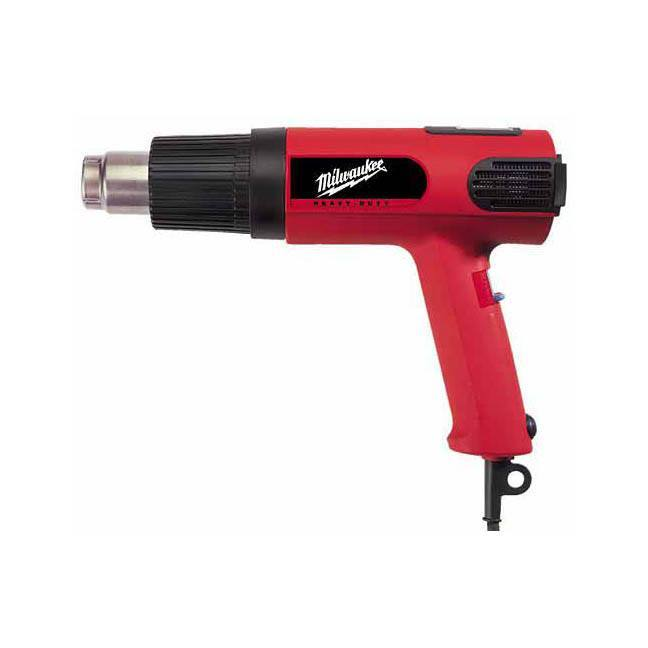 milwaukee 8988 20 variable temperature heat gun with lcd. Black Bedroom Furniture Sets. Home Design Ideas