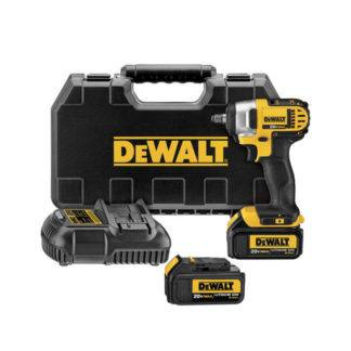 DeWalt DCF883M2 20V Impact Wrench Kit