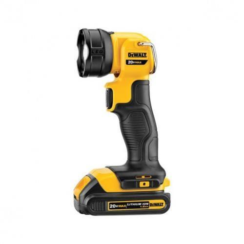 Dewalt Dcl040 20v Led Work Light Bc Fasteners Amp Tools