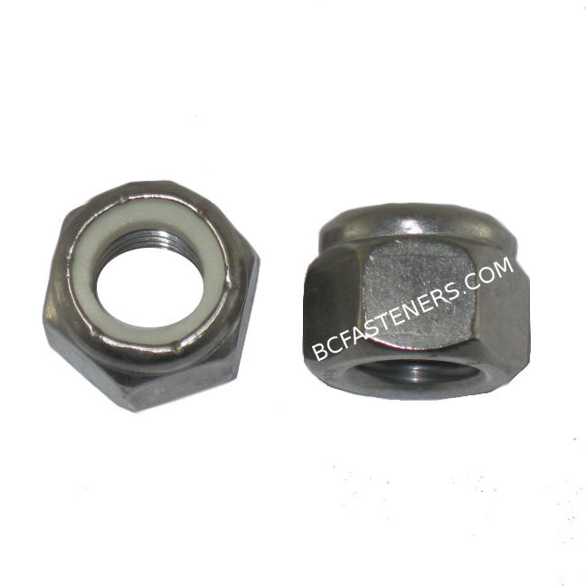 Metric Nylon Lock Nuts 47