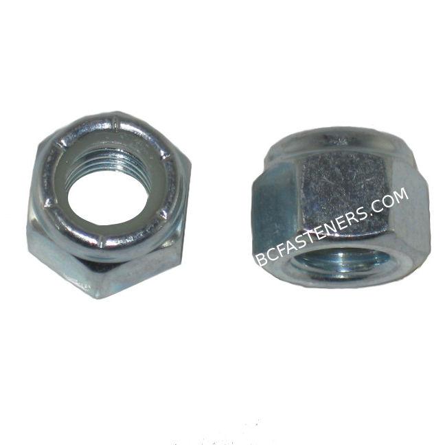 Metric Nylon Lock Nuts 33
