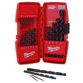 Milwaukee 48-89-2801 21pc Thunderbolt Drill Bit Set