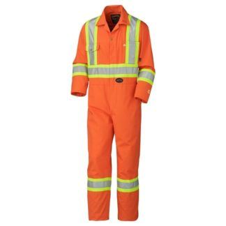 Pioneer 5555 Flame Resistance Cotton Safety Coverall