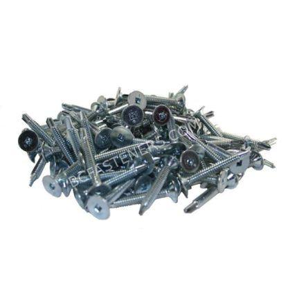 Wafer Head TEK Self Drilling Screws