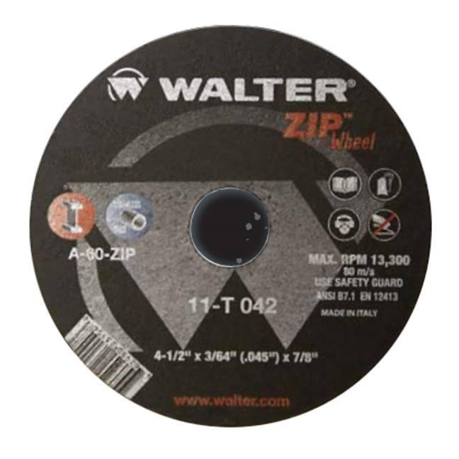 Walter Zipcut Thin Cut-Off Wheel