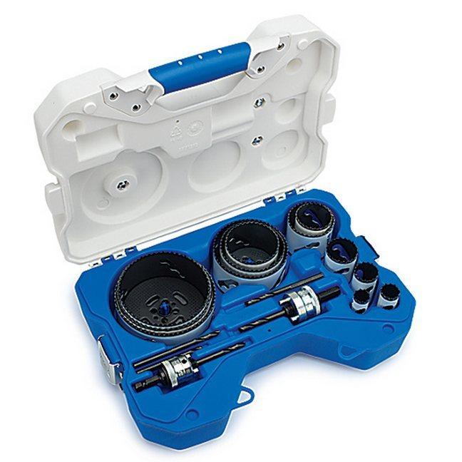 Lenox 308011200P 17-Piece Plumber Hole Saw Kit