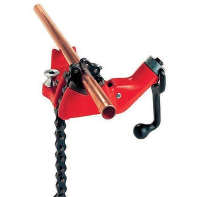 Ridgid 40210 Top Screw Bench Chain Vise