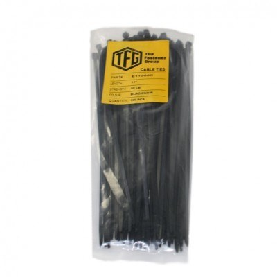 Cable Ties - Black