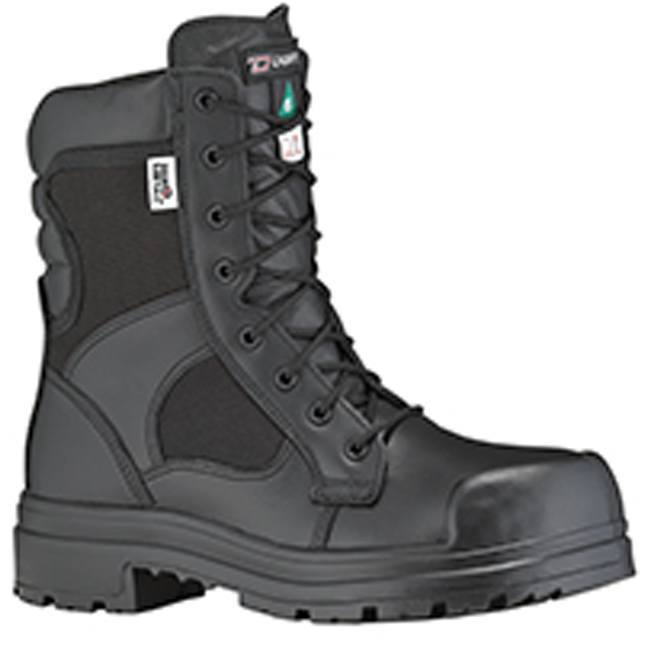 """Dynamic SF86041 Don Industrial 8"""" Safety Boots"""
