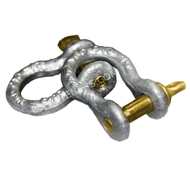 Golden Pin Anchor Shackles