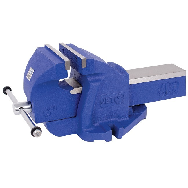Jet 320314 6 Sg Iron Bench Vise Bc Fasteners Tools