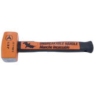Jet 740585 8LB Indestructible Handle Hammer