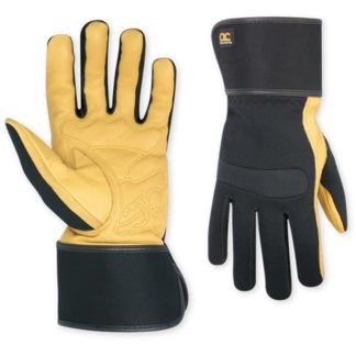 Kuny's 270 Top Grain Goat Skin Safety Cuff Gloves