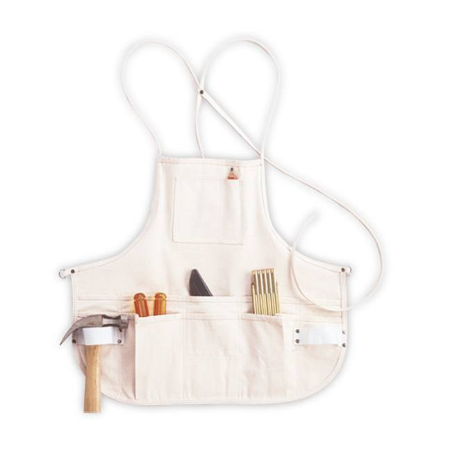 Kuny's AP-502 12-Pocket Canvas Bib Apron