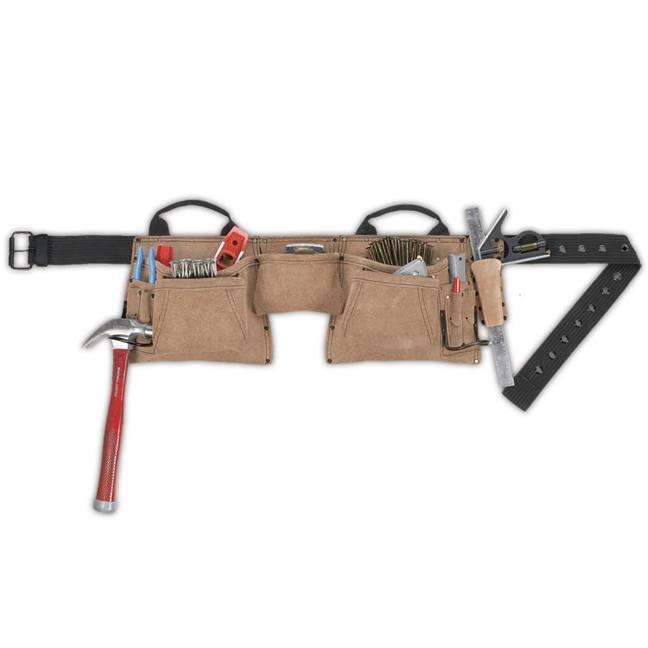 Kuny's AP-527X 12-Pocket Construction Work Apron